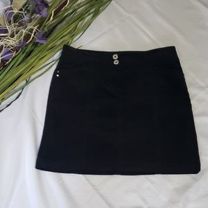 White House Black Market Courdoury Mini Skirt